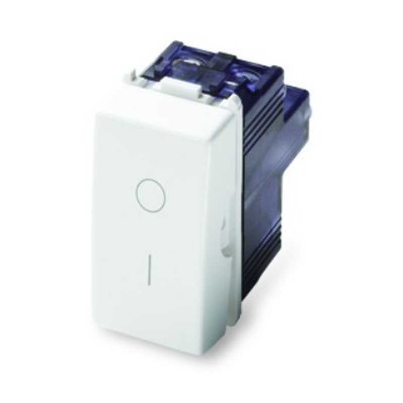 Interruttore Master 2P 16AX 250V Sistema MIX