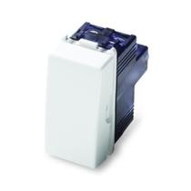 Pulsante Master 1P 16AX 250V Sistema MIX