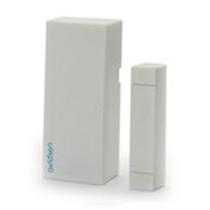 Sensore di apertura a contatto magnetico per Suoneria Wireless Avidsen 102358.Funzionamento a batterie