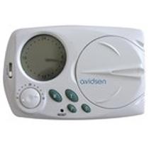 Cronotermostato Avidesn da parete elettronico colore bianco 103753