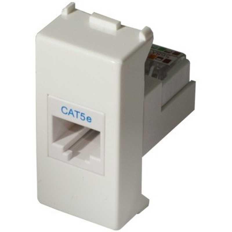 Presa Master RJ45 Cat.5e UTP non schermata Sistema MIX