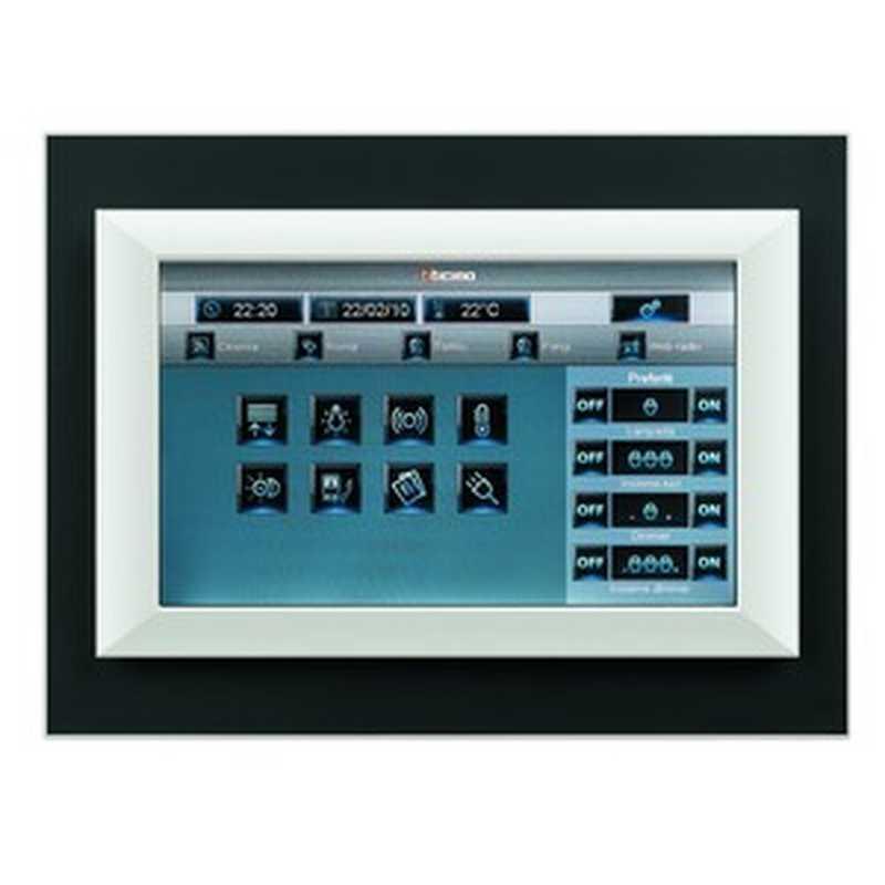 Multimedia Touchscreen - Legrand