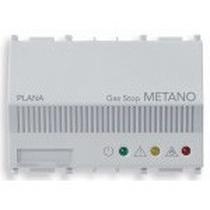 Rilevatore Elettronico Metano Vimar Plana Silver 230V 14420.SL