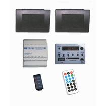 Diffusione sonora Kit impianto base multiroom con controllo remoto