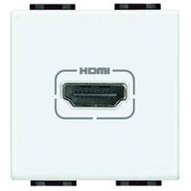 Presa HDMI 2 Posti Serie Civili Bticino LivingLight N4284