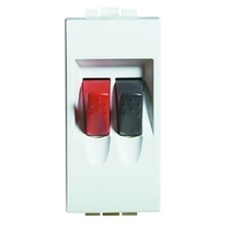 Connettore Per Altoparlanti Home Cinema 1 Posto Serie Civili Bticino LivingLight N4294