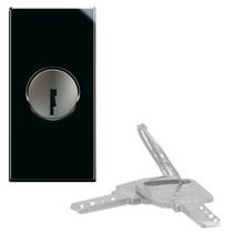 Deviatore 1P 10AX con chiave