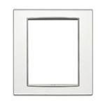 Placca Classic 8M argento mirror 20668.N81
