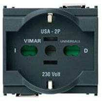 Presa 2P+T Vimar Idea 16A...