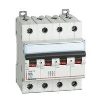 Interruttore magnetotermico Bticino 4,5 Ka 4P 25A - FA84C25