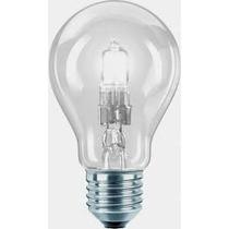 Lampada alogena Ecoclassic 140W E27 230V A60 CL Philips EC140CL