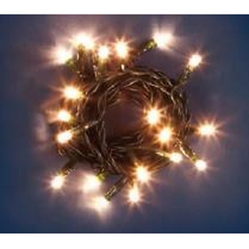 Schema Elettrico Luci Di Natale Led : Serie luci led bianche