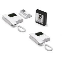 Videocitofono 2 FILI bi-familiare colore Serie 3600 Master KVAN4FA3BS