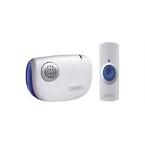 Campanello Wireless Portatile con Pulsante IP44 GBC - 67834220