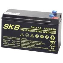 Batteria al Piombo Ricaricabile 12V 7,2Ah SKB 38640704