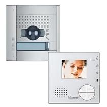 VIDEOCITOFONO IN KIT MONOFAMILIARE 2 FILI COLORE MANI LIBERE BTICINO 366511