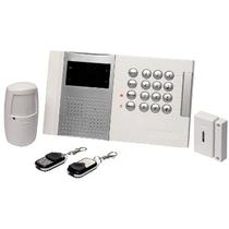 KIT ANTIFURTO WIRELESS DOPPIO COMBINATORE TELEF. E TELESOCCORSO GBC 67300060