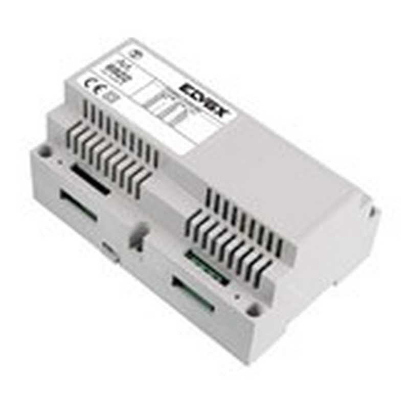 Schema Collegamento Elvox 831 : Alimentatore elvox per videocitofonia fili