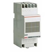 Suoneria + trsformatore Ave 230/12V 2 moduli DIN 5360
