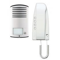 Kit audio analogico BTICINO monofamiliare con posto esterno LINEA 2000 e citofono SPRINT