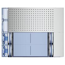 Fontale modulo fonico base SFERA Bticino 4 pulsanti 351081