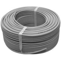 Cavo Fror Antifiamma 2x2,5 MMQ Colore grigio Matassa 100 Mt