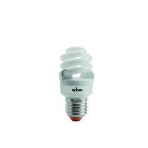 Lampada a risparmio energetico 9W Attacco grande luce calda Wiva 11070212