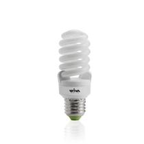 Lampada a risparmio energetico 15W Attacco grande luce calda Wiva 11070214