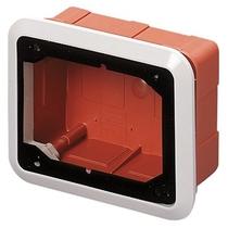 Scatola a incasso per prese interbloccate senza base portafusibile Orizzontali 16 o 32A Gewiss GW66681