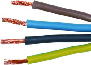 La fase elettrica il neutro la messa a terra e i ritorni for Fase e neutro colori