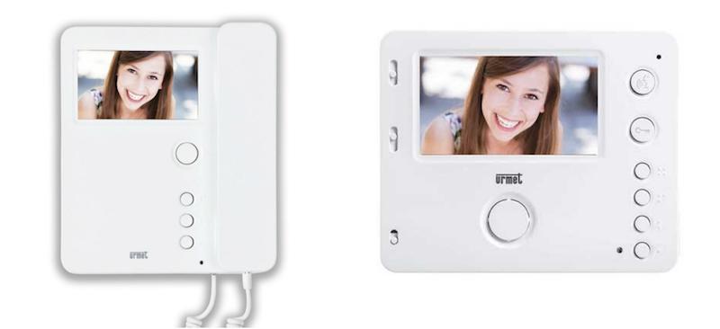 Schemi Elettrici Urmet : Videocitofoni urmet a due fili guida al montaggio emmebistore