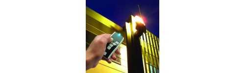 Automazione e accessori per cancelli elettrici e per tapparelle