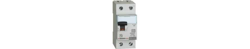 BTicino Magnetotermici Differenziali
