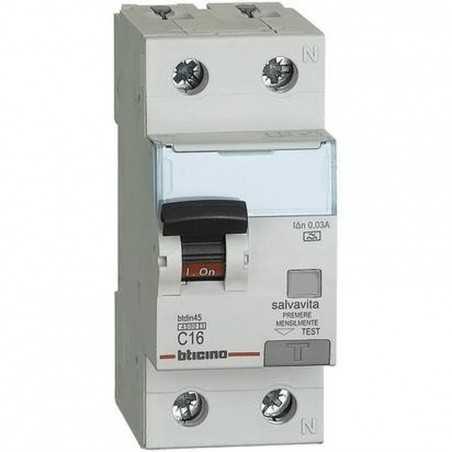 Magnetotermici Differenziali