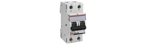 AVE Magnetotermici 2 Moduli Curva C 4500KA