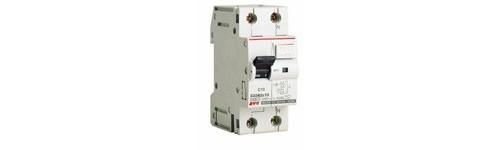AVE Magnetotermici Differenziali 2 Moduli 1P+N