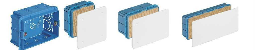 Cassette ad incasso per muratura catalogo completo | Emmebistore