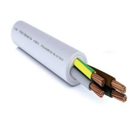 Cavi elettrici FG16OR16 e FG16OM16