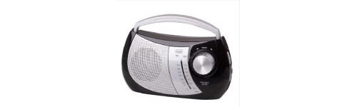 Radio, Cuffie e Altoparlanti