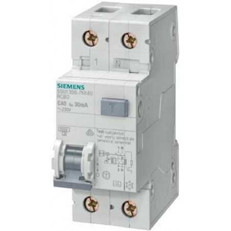 Interruttori Differenziali Puri Bipolari e Quadripolari Siemens