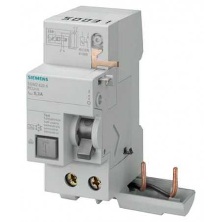 Blocchi differenziali Siemens