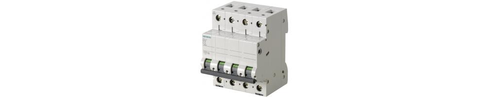 Vendita olline Magnetotermici Siemens 4 Poli.