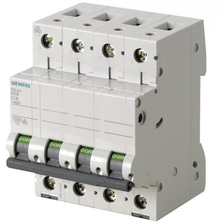 Magnetotermici Siemens 4 Poli