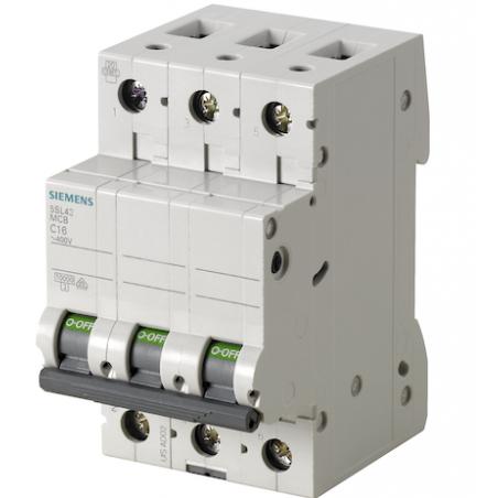 Magnetotermici Tripolari Siemens