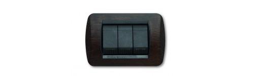 Placche compatibili con Living Intrnational a 7 Moduli