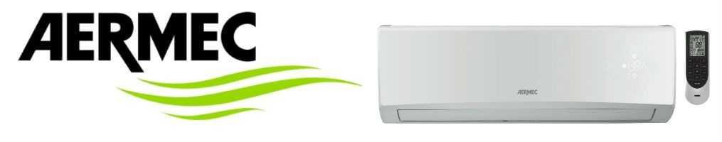 Condizionatori Aermec con e senza macchina esterna | Emmebistore.com