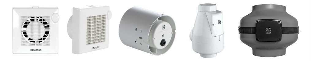 Aspiratore Vortice: Ventilazione Residenziale - Emmebistore