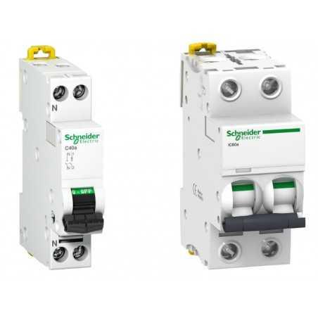 Magnetotermici Schneider 1 e 2 Moduli