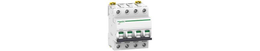 Magnetotermici 3 e 4 Poli Schneider | Emmebistore.com