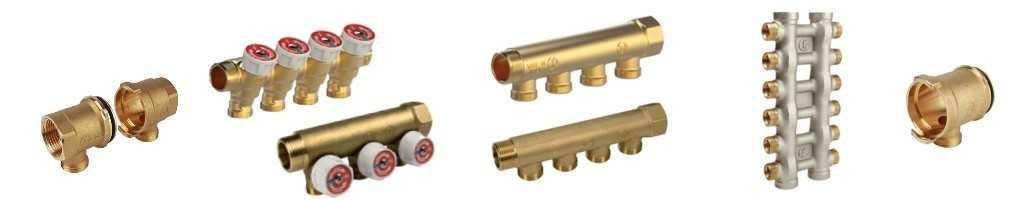 Collettori per impianti Idraulici | Emmebistore.com
